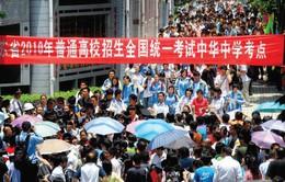"""Trung Quốc săn lùng """"thần dược"""" cho con trước kỳ thi Đại học"""