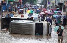 Mưa lũ nghiêm trọng tại miền Nam Trung Quốc