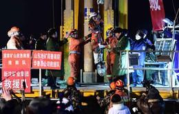 Trung Quốc: Cứu nhóm thợ mỏ mắc kẹt 36 ngày dưới lòng đất