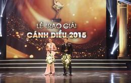 Xem lại lễ trao giải Cánh diều 2015