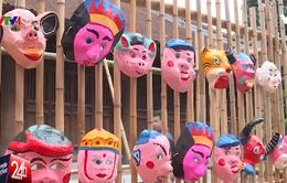Sôi động lễ hội mặt nạ Trung thu truyền thống tại Hà Nội