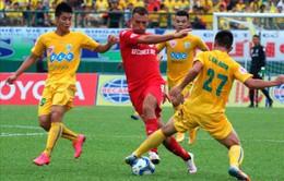 Lịch thi đấu và trực tiếp V.League vòng 14: Tâm điểm SHB Đà Nẵng – FLC Thanh Hoá