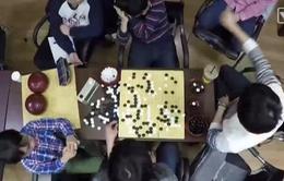 Trường đào tạo kỳ thủ cờ vây tại Hàn Quốc hút học sinh