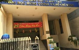 Đại học Hùng Vương sa thải hơn 100 cán bộ, giảng viên vì... hết tiền