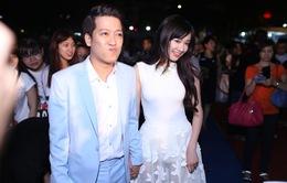 Bạn trai Nhã Phương bứt phá ngoạn mục tại VTV Awards 2016