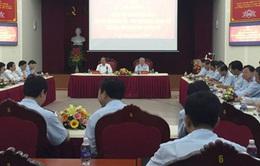 Phó Thủ tướng Trương Hòa Bình làm việc với Thanh tra Chính phủ