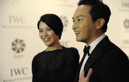 Trương Trí Lâm ghét đóng phim với vợ