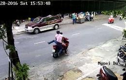 Bắt 2 tên cướp giật túi xách táo tợn giữa trung tâm Đà Nẵng