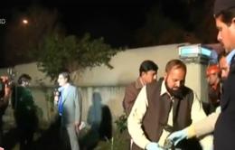 Kênh truyền hình tại Pakistan bị IS tấn công