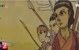 365 ngày học lịch sử Việt Nam qua bộ lịch truyện tranh