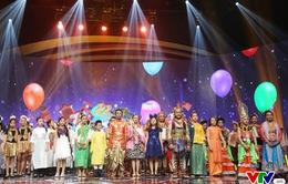 Gala nghệ thuật Liên hoan thiếu nhi ASEAN: Trẻ trung và đậm sắc màu