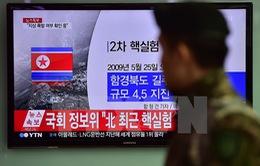 Nga bày tỏ quan ngại việc Triều Tiên thử hạt nhân