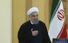 Tổng thống Iran thăm chính thức châu Âu sau 16 năm