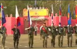 Ấn Độ tập trận với các nước ASEAN và đối tác