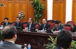 Việt Nam muốn tăng cường hơn nữa quan hệ kinh tế với Nhật Bản