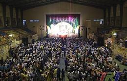 """Gần 900 trẻ em tham gia """"Đêm hội trăng rằm"""" ở TT-Huế"""