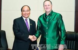 Thủ tướng Nguyễn Xuân Phúc hội kiến với Thủ tướng New Zealand