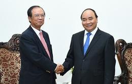 Thủ tướng tiếp Bộ trưởng Bưu chính và Viễn thông Campuchia