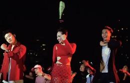 Tóc Tiên – Big Daddy sẽ khuấy đảo đêm trao giải Bài hát Việt 2015