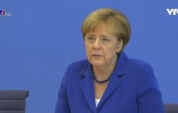 Thủ tướng Đức kiên định trước mối đe dọa khủng bố