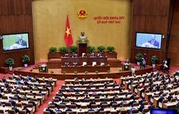 Đại biểu Quốc hội thảo luận về Luật đấu giá tài sản