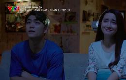 Tuổi thanh xuân 2 - Tập 17: Dù chưa yêu lại, Linh (Nhã Phương) và Junsu (Kang Tae Oh) vẫn vô cùng hạnh phúc khi ở bên nhau