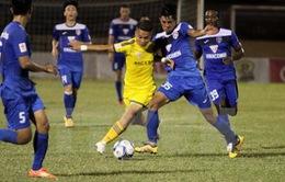 SLNA 4-0 Than Quảng Ninh: Hiệp 2 bùng nổ
