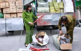 Phát hiện hơn 206.000 vụ buôn lậu, gian lận thương mại trong năm 2015