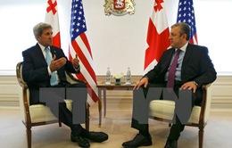 Mỹ và Gruzia ký thỏa thuận an ninh