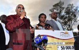 Nạn phân biệt chủng tộc có dấu hiệu trở lại tại Nam Phi