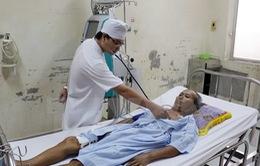 Cứu sống bệnh nhân bị ong vò vẽ đốt hơn 70 vết