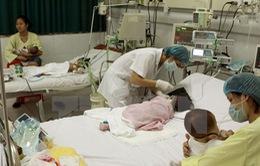 Xây dựng cơ sở II Bệnh viện Nhi Trung ương tại Quốc Oai, Hà Nội