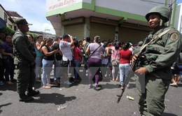 Venezuela - Colombia mở cửa biên giới cho xe thương mại
