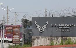 IS âm mưu tấn công căn cứ không quân Mỹ ở Hàn Quốc