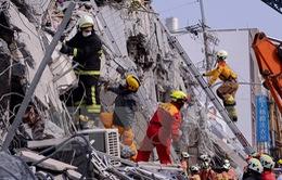 4 công dân Việt Nam đang mắc kẹt trong vụ động đất tại Đài Loan (Trung Quốc)