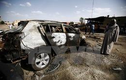 Liên quân Pháp - Mỹ không kích cơ sở chế tạo bom của IS