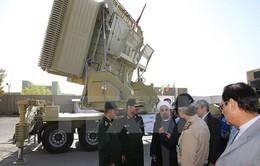Iran công bố hệ thống phòng thủ tên lửa mới