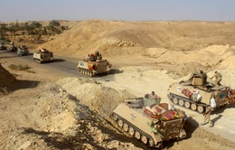 Iraq: Hơn 1 triệu dân thường mắc kẹt tại Mosul