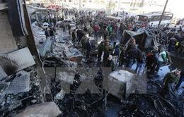 Các Tiểu vương quốc Arab Thống nhất sẵn sàng gửi bộ binh sang Syria