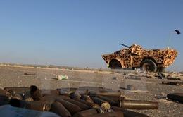 Nguy cơ bùng phát nội chiến vì dầu mỏ tại Libya