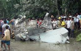 Ấn Độ: Rơi máy bay chiến đấu MiG-27 tại bang miền Tây