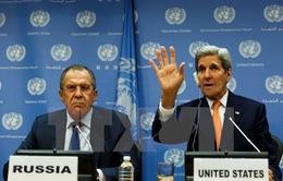 Nga - Mỹ nhất trí tiến hành đàm phán hòa bình Syria đúng lịch trình
