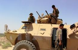 Taliban chiếm giữ 1 huyện chiến lược ở Afghanistan