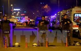 Hoãn cuộc họp về người tị nạn sau vụ đánh bom ở Thổ Nhĩ Kỳ
