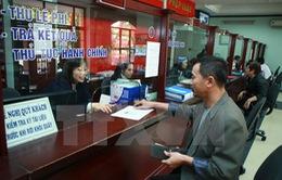 Từ 16/12, kết quả thủ tục hành chính được nhận và trả qua bưu điện