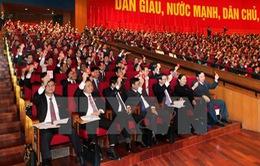 Khai mạc Đại hội đại biểu toàn quốc lần thứ XII