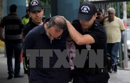 Thổ Nhĩ Kỳ hối thúc Hy Lạp dẫn độ 8 quân nhân liên quan đến đảo chính