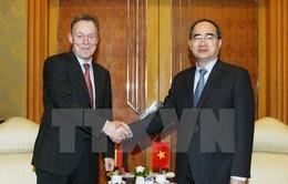Tăng cường quan hệ đối tác chiến lược Việt Nam - Đức
