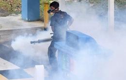 Singapore bắt đầu chiến dịch diệt muỗi phòng chống virus Zika