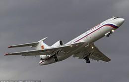 Vụ máy bay quân sự Nga Tu-154 mất tích: Trên máy bay có 91 người